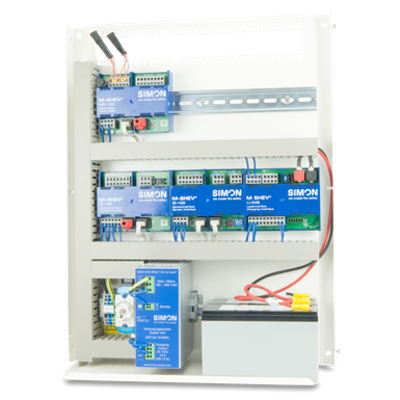 Image for M-SHEV-12-AP Modular Control Panel