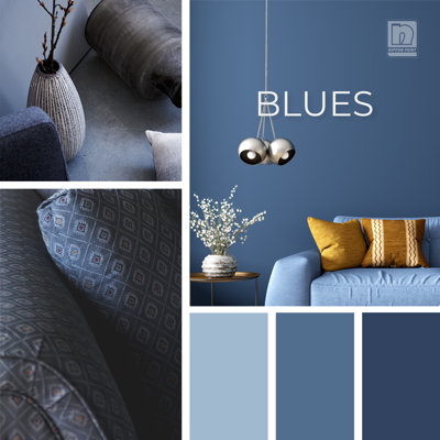 Image for NIPPON PAINT Blue