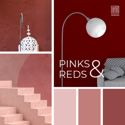 Image for NIPPON PAINT Red & Pink