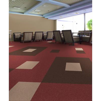 Image for Hammered Design Rubber Tile