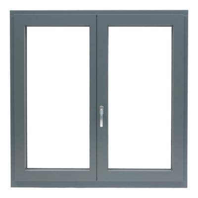 Image for 2-sash rectangular turn-tilt element with drive
