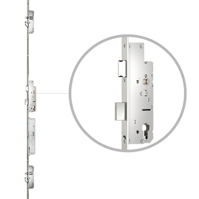 Image for 1-sash front door with Genius and panic function