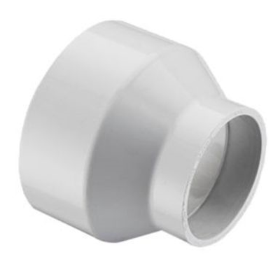 Image for DWV PVC Pipe Increaser - Reducer
