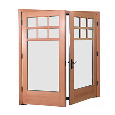 Image pour Flexible Access Inswing Door