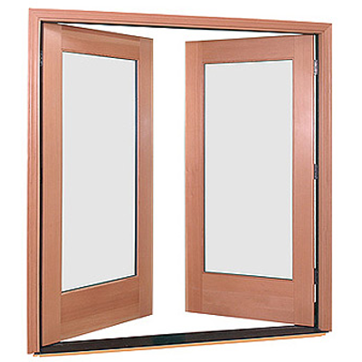 Image pour Commercial Outswing Door
