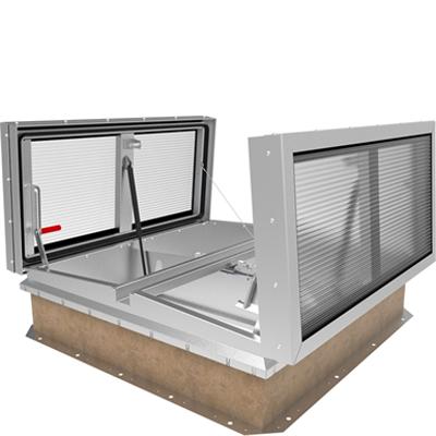 Image for Double Door LightMAX™ Smoke Vent