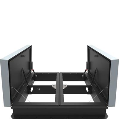 Image for Double Door AcousticMAX™ 50 Smoke Vent
