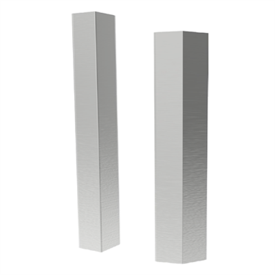 Image for Stainless Steel End Wall Guard