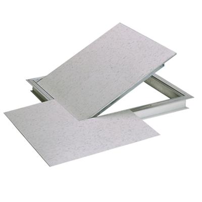 Image for 1/8 inch Pan Architectural Floor Door, 300psf