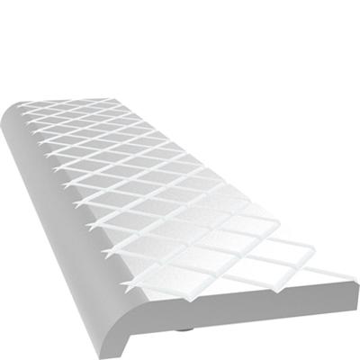 Image for Cast Aluminum Stair Tread Nosing