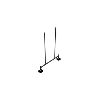 Image pour Intermediate Support High Yeti 335  | YETI rooftop walkway and stepover