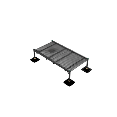 Image pour Bridge low no-railing 2mtr | YETI rooftop walkway and stepover