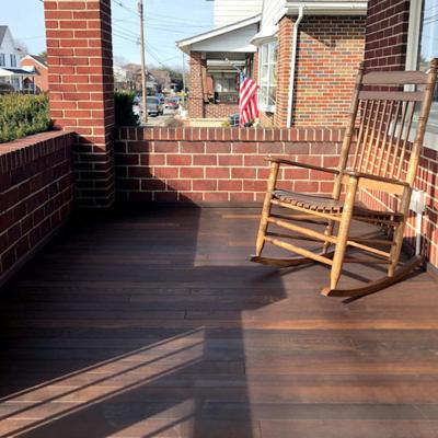 imagen para Benchmark Ash Porch Flooring - USA