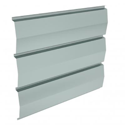 Image for Creta® Architectural metal profile for wall cladding