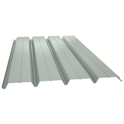 Image for Eurobase®48 Self-supporting steel profile for wall cladding