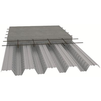 imagen para Eurocol®60 Perfil de acero autoportante para forjado colaborante