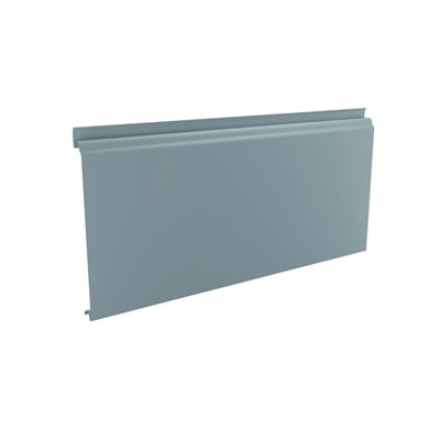 Image pour Euroline®-N300 Architectural self-supporting steel profile for wall cladding