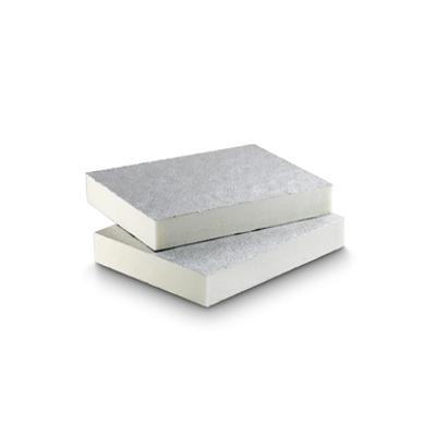 Image for PIR Insulated board Euroaislante Aluminium 1U