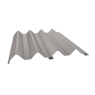 Image pour Giza®400 Architectural self-supporting steel profile for wall cladding