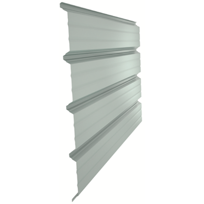 Image for Eurobase®40 Self-supporting steel profile for wall cladding
