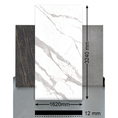 Image for Ceramic Slab/ Size&Thickness_ 1620x3240x12mm