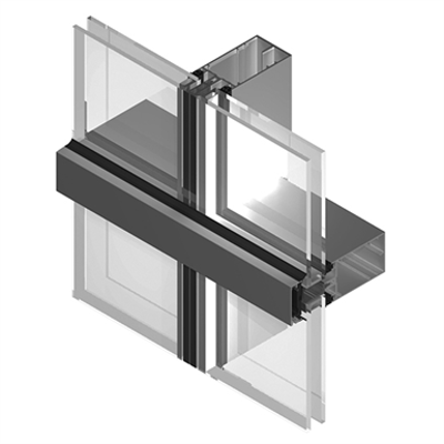 Image for MX Trame Curtain Walling