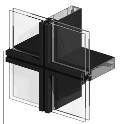 Image for MX 62 Curtain Walling