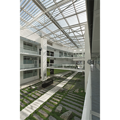 Image for MX Sloped Curtain Walling