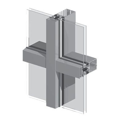 Image for MX Visible Grid Curtain Walling