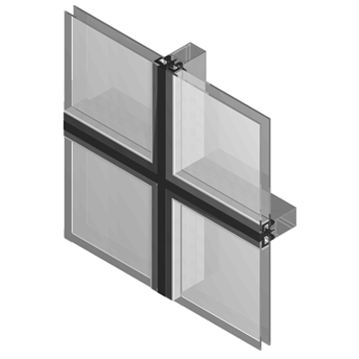 Image for MX Toggle Curtain Walling