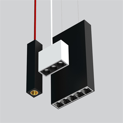 Image for CLUSTER PENDANT, Linear Downlight
