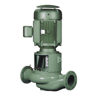 """afbeelding voor KS2011 Vertical Split Coupled In-Line Pump, 1 hp to 10 hp, 1160/1450/1760 RPM, 2"""" Suction, 2"""" Discharge"""
