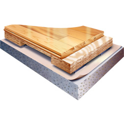 Image pour Action ProAir - Laminated Wide Body Sleeper Floor System