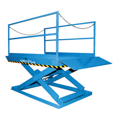 Image for 2000 Series Recessed Dock Lifts