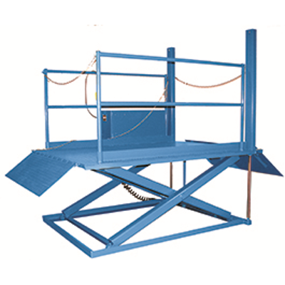 Image for 6000 Seriess Top of Ground Dock Lift