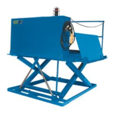 Image for 1000 Series Top of Ground Dock Lift