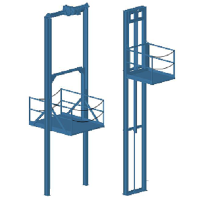 Image for Mechanical Vertical Reciprocating Conveyors (VRC)