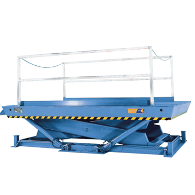 Image for 4000 Series Recessed Dock Lifts