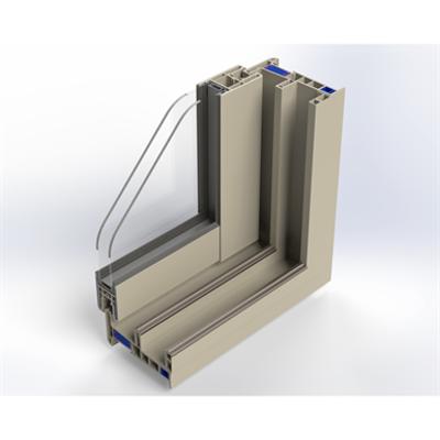 Image for iSlide#neo 3-Leaf Sliding Door - Block frame installation