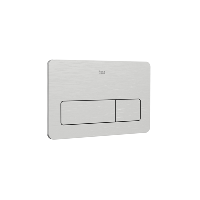 IN-WALL PL3 PRO DUAL (ONE) - Vandal-proof stainless dual flush operating plate for concealed cistern için görüntü