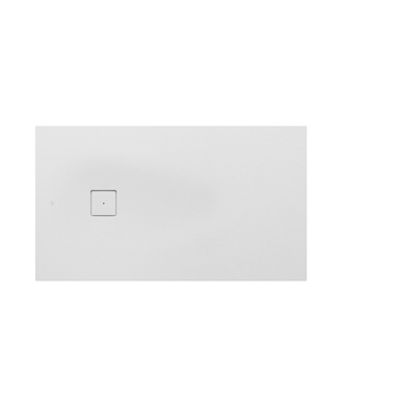 Image for ARMANI - BAIA S superslim shower tray  with side waste