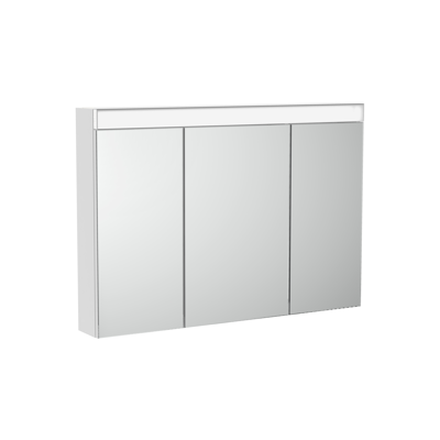 Immagine per EIDOS 1000 Mirror cabinet with light and socket