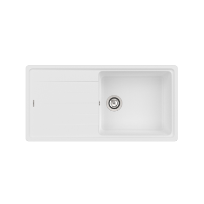 Immagine per BERGEN 1000 QUARZEX® single bowl kitchen sink