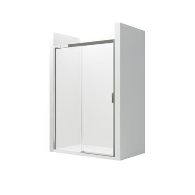 รูปภาพสำหรับ NARAY L2-E 1400 - Front shower enclosure with 1 sliding door + 1 fixed panel