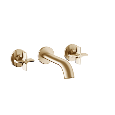 Image for ARMANI - BAIA 3-hole built-in basin mixer with180 mm spout