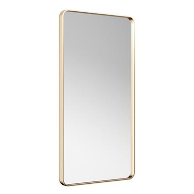 Image pour BAIA Miroir à cadre métallique