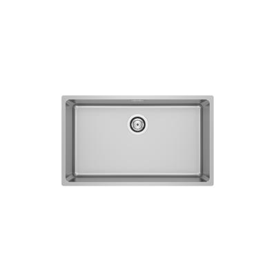ROMA 700 Stainless steel single bowl kitchen sink图像