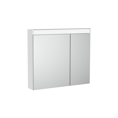 Immagine per EIDOS 800 Mirror cabinet with light and socket