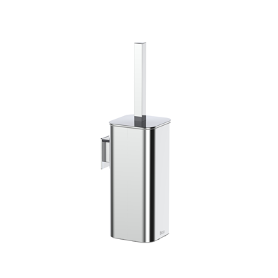 Image for RECORD Wall-mounted toilet brush holder (Can be installed with screws or adhesive)