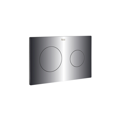 Immagine per IN-WALL SYSTEMS PL10 PRO DUAL (ONE) - Vandal-proof stainless steel dual flush operating plate